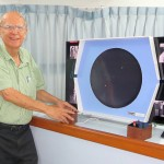 Dan Edwards with the Payap PDP-1
